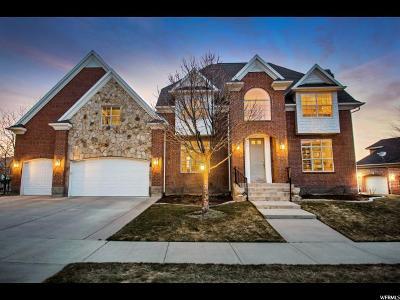 Draper Single Family Home For Sale: 14818 S Pristine Dr