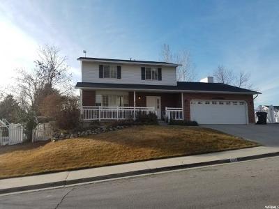 Pleasant Grove Single Family Home For Sale: 1065 N 900 E