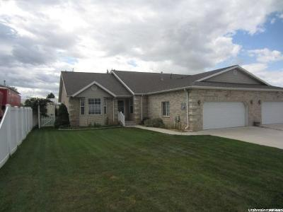Lindon Single Family Home For Sale: 343 W 400 S