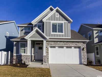 South Jordan Single Family Home For Sale: 11223 S Del Andrae Ln W #8