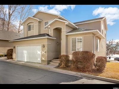 Provo Single Family Home For Sale: 1482 E 1280 S