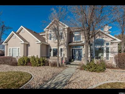 Sandy Single Family Home For Sale: 2587 Bridger Blvd. S