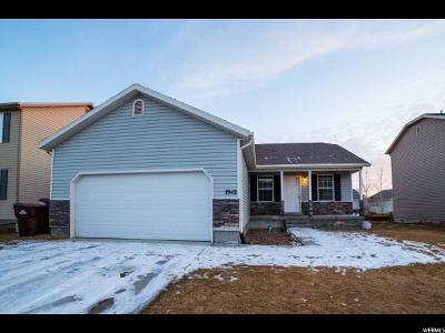 Eagle Mountain Single Family Home For Sale: 1942 E Revere Way
