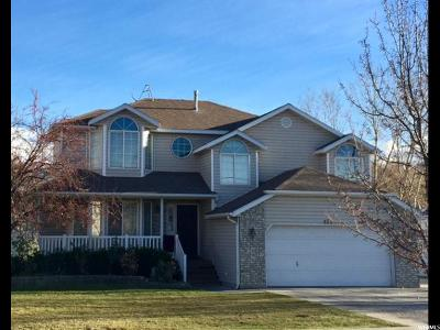 Lehi Single Family Home For Sale: 132 N 600 W