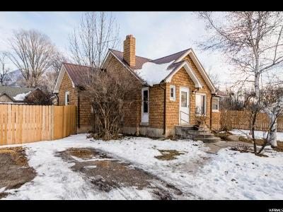 Nibley Single Family Home For Sale: 2666 S Main St