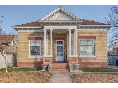 Provo Single Family Home For Sale: 730 W Center St