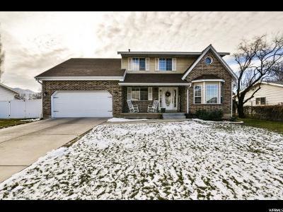 Orem Single Family Home For Sale: 48 E 1340 N