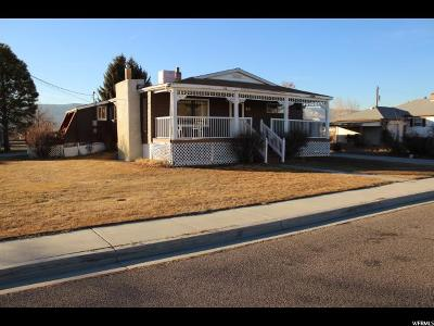 Castle Dale UT Single Family Home For Sale: $109,999