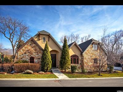 Holladay Single Family Home For Sale: 4949 S Holladay Pines Ct