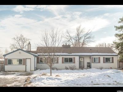 River Heights Single Family Home For Sale: 534 E 700 S