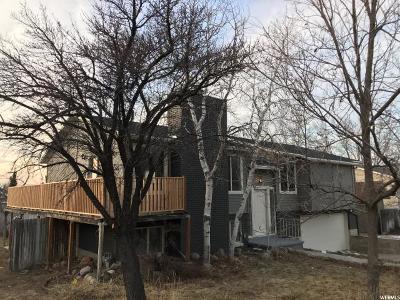 Sandy Single Family Home For Sale: 9570 S Eastdell Dr E