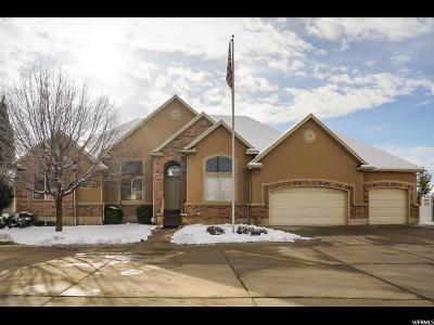 Kaysville Single Family Home For Sale: 845 W 200 N
