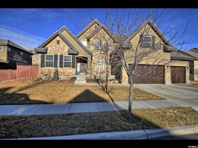 Lehi Single Family Home For Sale: 2062 W Whisper Wood Dr