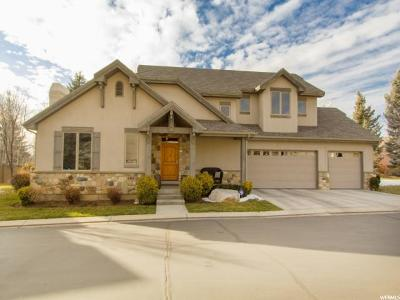 Holladay Single Family Home For Sale: 4468 S Netties Pl