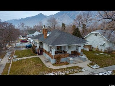 Brigham City Single Family Home For Sale: 305 E Forest St