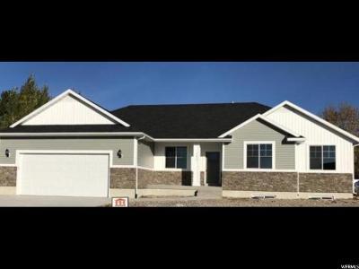 Smithfield Single Family Home For Sale: 152 N 530 W