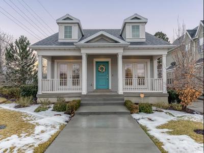 Holladay Single Family Home For Sale: 1986 E Cecelia Cir