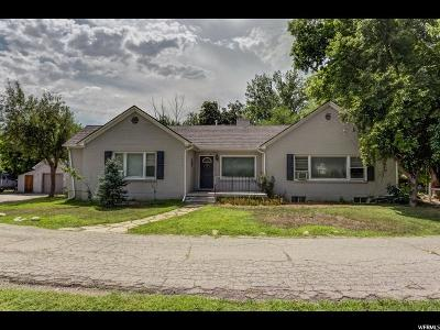 Holladay Single Family Home For Sale: 2496 E 6200 S