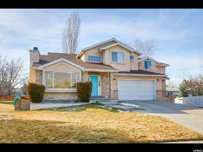 Sandy Single Family Home For Sale: 9580 S Pinedale