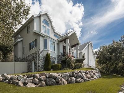 Holladay Single Family Home For Sale: 2949 E Oak Park Ln