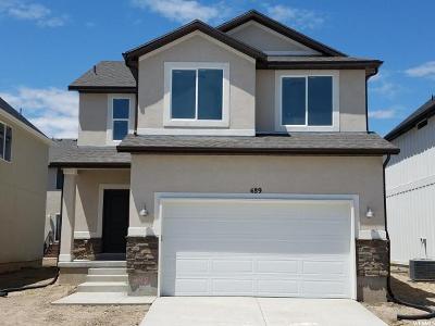 Saratoga Springs Single Family Home For Sale: 489 S Valkyries Ln E #398