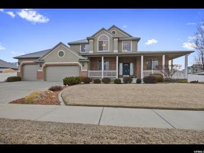 Lehi Single Family Home For Sale: 2964 N 700 E