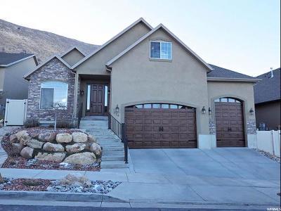 Draper Single Family Home For Sale: 274 E Red Leaf Dr