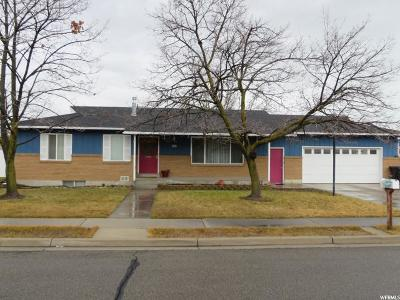 Provo Single Family Home For Sale: 1901 W 1320 N