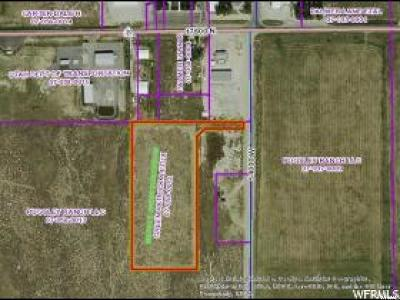 Park Valley UT Residential Lots & Land For Sale: $39,000