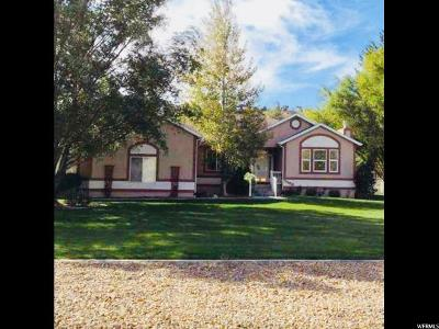 Price UT Single Family Home For Sale: $399,500