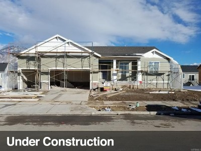 Provo Single Family Home For Sale: 1781 S 730 W #LOT240