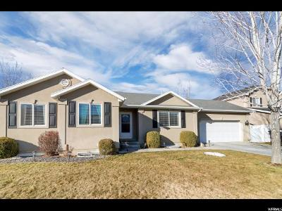 Payson Single Family Home For Sale: 1542 S 910 W