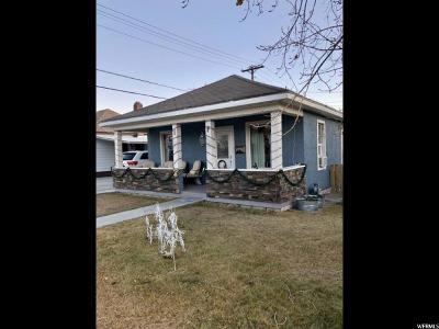 Price UT Single Family Home For Sale: $117,500
