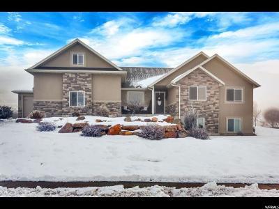 North Logan Single Family Home For Sale: 3082 N 1800 E