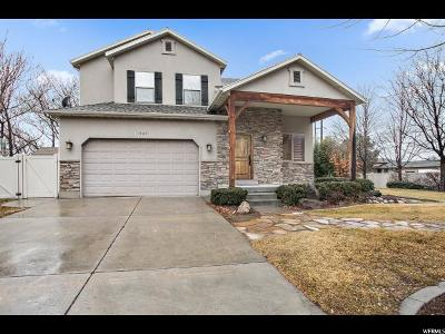 Orem Single Family Home For Sale: 1587 N 650 W