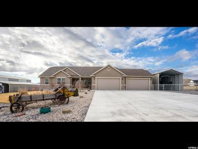 Eagle Mountain Single Family Home For Sale: 9517 N Faust Station