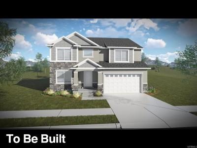 Draper Single Family Home For Sale: 2463 E Ember Dr #238