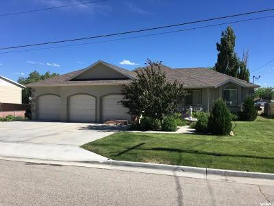 Wellington UT Single Family Home For Sale: $259,000