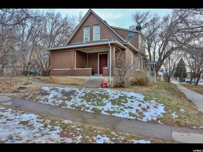 Ogden Multi Family Home For Sale: 1103 E Oak St S