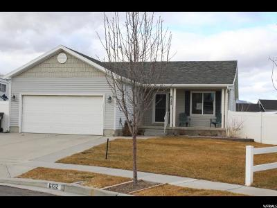 Herriman Single Family Home For Sale: 6132 W Intrigue Pl S