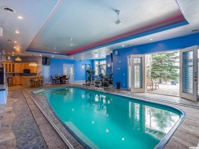 Draper Single Family Home For Sale: 2312 E Bear Hills Ct