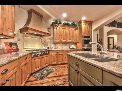 Holladay Single Family Home For Sale: 2865 Le Jardin Pl
