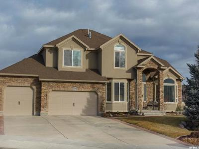 South Jordan Single Family Home For Sale: 3366 Creekstone Cir W