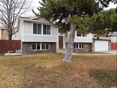Sandy Single Family Home For Sale: 821 E Lazon Dr