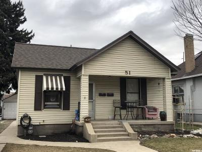 Salt Lake City Multi Family Home For Sale: 51 E Southgate Ave
