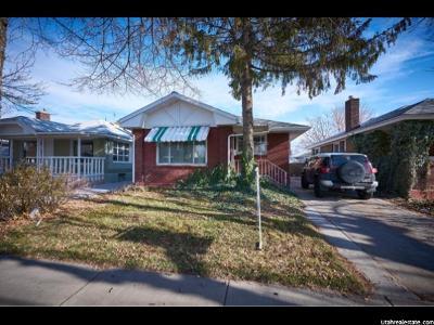 Salt Lake City UT Single Family Home For Sale: $250,000