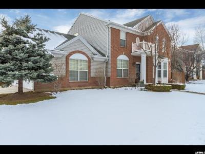 Draper Single Family Home For Sale: 11644 S Thornberry Dr.