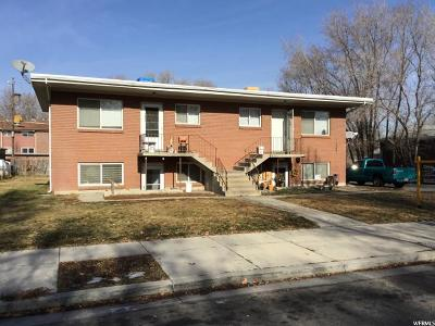 Salt Lake City UT Multi Family Home For Sale: $430,000