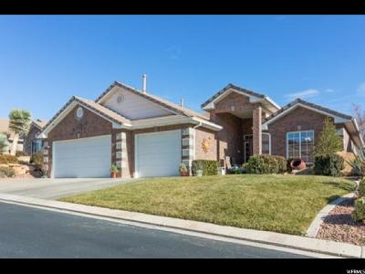 Single Family Home Under Contract: 33 145 North Mall Dr N #33