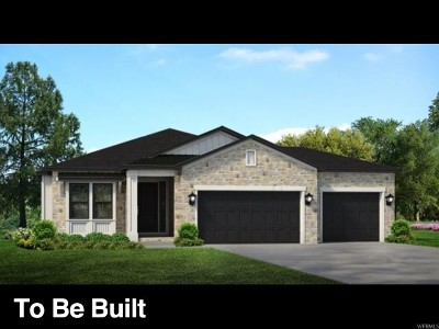 Cottonwood Heights Single Family Home For Sale: 9292 S Trouville Ln E #LOT331